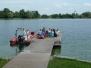 Ein Tag bei der Wasserwacht im Freisinger Ferienprogramm 2010