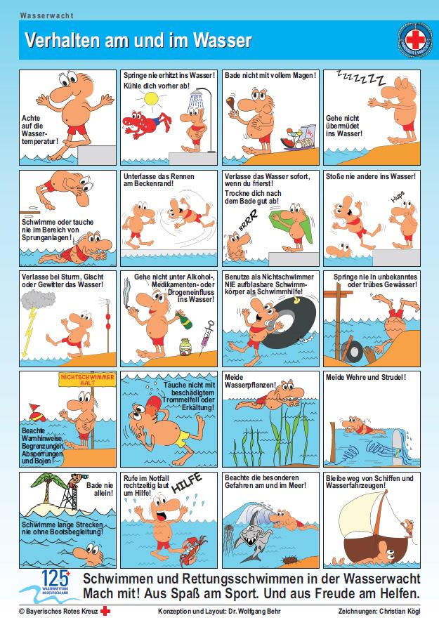 rettungsschwimmer silber voraussetzungen